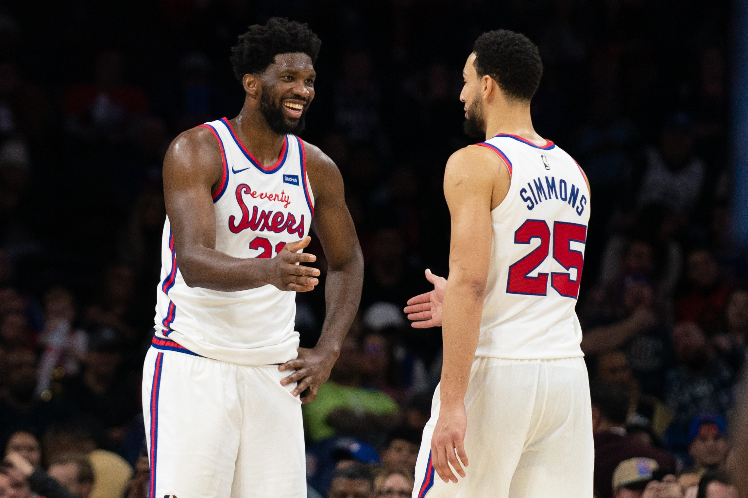 Ben Simmons, Joel Embiid, Trade Rumors, Philadephia 76ers